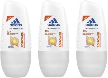 Adidas Adipower Deo Roll-on for Women 50 ml