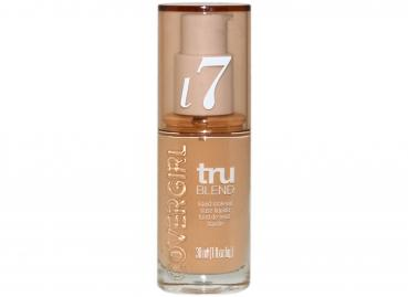 Cover Girl tru Blend L 7 warm beige Liquid Make up 30 ml