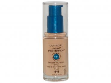 Cover Girl Outlast Stay Fabulous 3in1 Foundation 30 ml