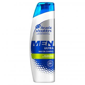 head & shoulders Men Ultra Max Oil Control Shampoo 260 ml