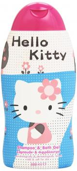 Hello Kitty Shampoo & Bath Gel 300 ml