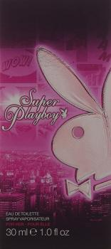 Playboy Super Playboy for Her EdT 30 ml