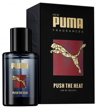 Puma Push the Heat Eau de Toilette 50 ml
