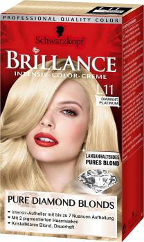 Schwarzkopf Brillance Intensiv-Color-Creme L 11