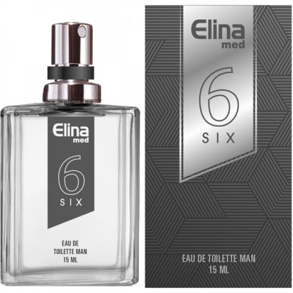 Elina med SIX  Eau de Toilette Man 15 ml