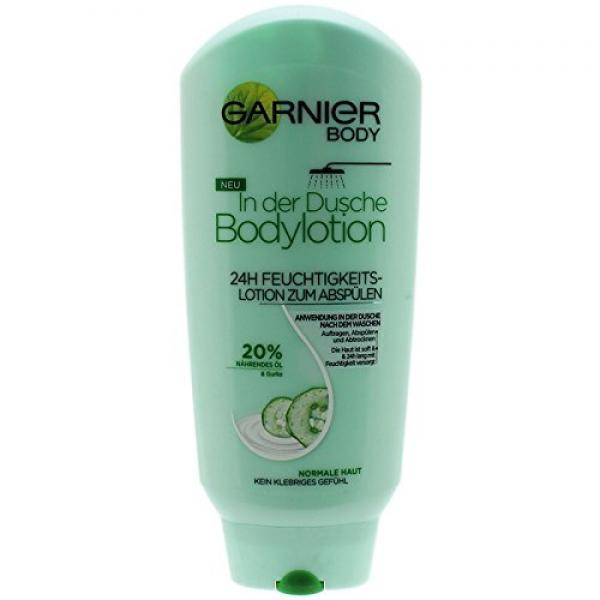 Garnier in der Dusche Bodylotion Gurke 250 ml
