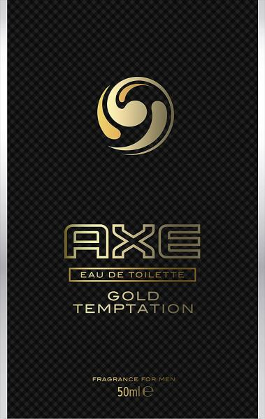 Axe Gold Temptation Eau de Toilette 50 ml